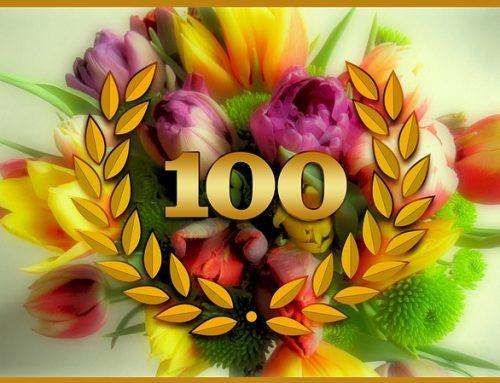 100. Einsatz